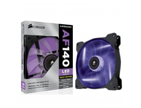 FAN SLEEVE 140MM AIR SERIES AF140 QUIET EDITION CO-9050017-BLED ROXO CORSAIR - 1