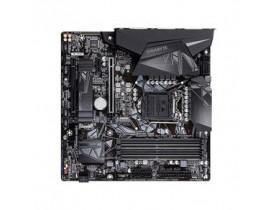 PLACA MAE LGA 1200 INTEL Z490M GAMING X DDR4 2666 VGA/HDMI 10° GIGABYTE - 1