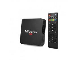 SMART TV BOX ANDROID 6.0 QUAD CORE 4K ULTRA HD 64GB NETFLIX YOUTUBE MXQ - 1