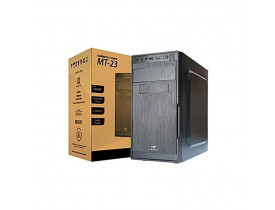 GABINETE MICRO-ATX  2 BAIAS 200W MT-23V2BK U2HA PRETO C3TECH - 1