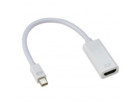 ADAPTADOR MINI DISPLAY PORT M X HDMI F BR CABOS - 1