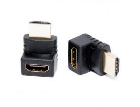 ADAPTADOR HDMI/HDMI ARTICULADO BR CABOS - 1