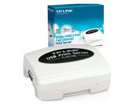 SERVIDOR IMPRESSAO 1P 10/100MBPS + 1P USB TL-PS110U TP-LINK - 1