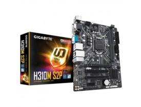 PLACA MAE LGA1151 INTEL H310M-S2P DDR4 2666 VGA/DVI/HDMI/SERIAL COFFEE LAKE 8ª/9º GER GIGABYTE - 1