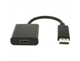 ADAPTADOR DISPLAYPORT M X HDMI F BR CABOS CE - 1