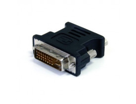 ADAPTADOR DVI-D M 24 +1 X VGA F - 1
