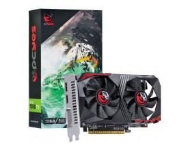 PLACA DE VIDEO * PCI-EX 4GB DDR5 GTX1050TI C/DVI/HDMI/DP 128BITS PA1050TI12804G5DF PCYES - 1