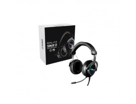FONE HEADSET GAMER RGB SONAR SNR-01 PRETO USB HGS015USRGR0 GALAX - 1