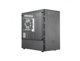 GABINETE SEM FONTE MID TOWER MASTERBOX ODD PRETO MCB-B400L-KG5N-S00 COOLER MASTER - 1