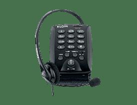 TELEFONE C/HEADSET HST6000 ELGIN - 1