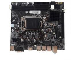 PLACA MAE LGA1155 BPC-H61C DDR3 CORE I3/I5/I7 BRAZILPC - 1