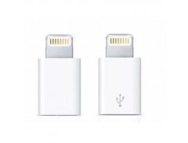 ADAPTADOR  DE MICRO USB P/IPHONE 5 BR CABOS - 1