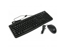 KIT TECLADO*+MOUSE USB MK120 920-004429 LOGITECH - 1