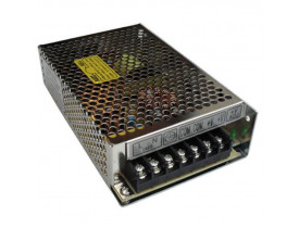 FONTE DE ALIMENTACAO 12V 5A BIVOLT PARA CFTV/LED FTA05A - 1