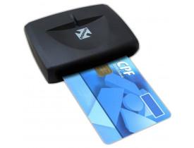 LEITOR E GRAVADOR DE SMARTCARDS USB 2.0 SMARTNONUS - 1