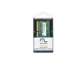 MEMORIA 4GB DDR3 1600 NOTEBOOK MM421 MULTILASER - 1