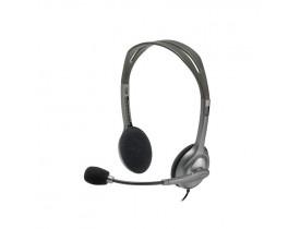 HEADSET* C/MICROFONE H111 981-000612 LOGITECH - 1