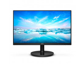 "MONITOR 23.8"" LED FULL HD HDMI/DP/VESA/MULTIMIDIA 242V8A PRETO PHILIPS - 1"