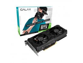 PLACA DE VIDEO ** PCI-EX 12GB 192BITS GDDR6 GPU NV RTX3060 1-CLICK OC 36NOL7MD1VOC GALAX - 1