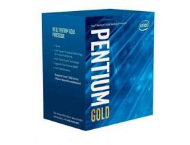PROCESSADOR INTEL PENTIUM G6400 10 GER COMET LAKE LGA 1200 4,0GHZ 4MB HD 610 BX80701G6400 INTEL - 1