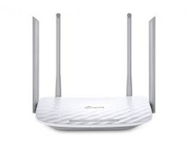 ROTEADOR WIRELESS DUAL BAND 1200MBPS AC1200 ARCHER C50 TP-LINK (4 ANTENAS) CE - 1