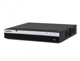 STAND ALONE NVD MULT HD 8 CANAIS HDCVI HDTVI 3208P INTELBRAS - 1