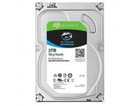 HD 3TB 5900RPM 64MB CACHE 24X7 SATA 6GB/S SKYHAWK SURVEILLANCE ST3000VX010 SEAGATE - 1