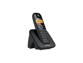 TELEFONE SEM FIO TS3110 PRETO INTELBRAS CE - 1