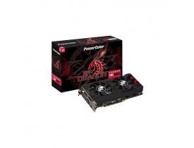PLACA DE VIDEO PCI-EX 4GB DDR5 RX570 RED DRAGON POWER COLOR  DVI/HDMI/VGA 256BITS AXRX 570 4GBD5 - 1