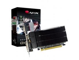 PLACA DE VIDEO PCI-E 1GB DDR3 G210 LOW PROFILE C/DVI/HDMI/VGA 64BITS AF210-1024D3L5V2 AFOX - 1